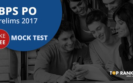 IBPS PO Mock Test, FREE Online Test Series, Questions Papers