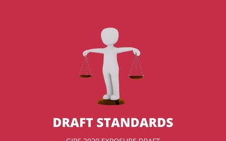GIPS – 2020 Exposure Draft Released for Comments