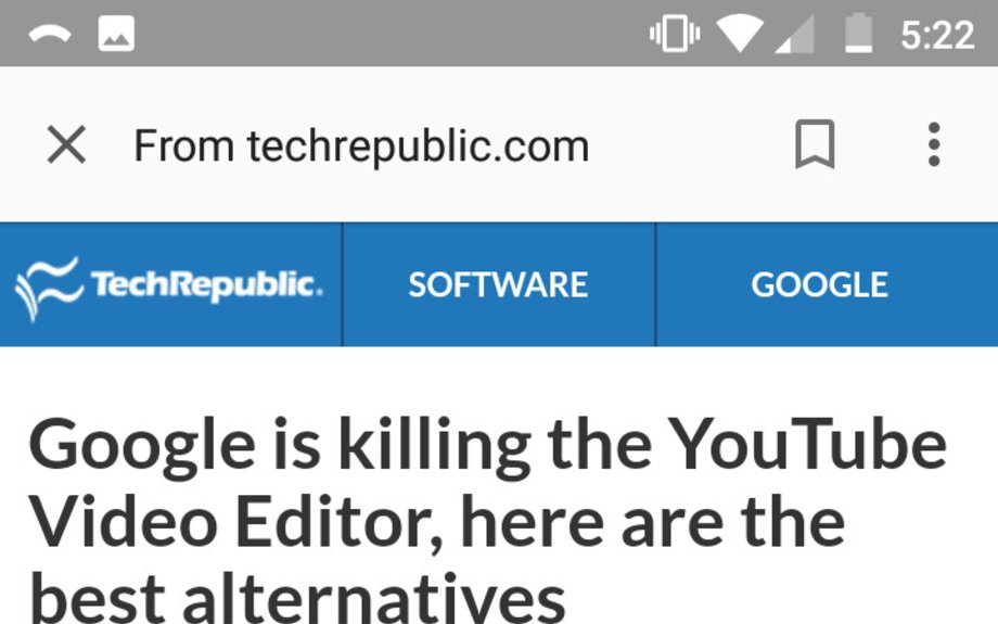 Google is killing the YouTube Video Editor, here are the best alternatives