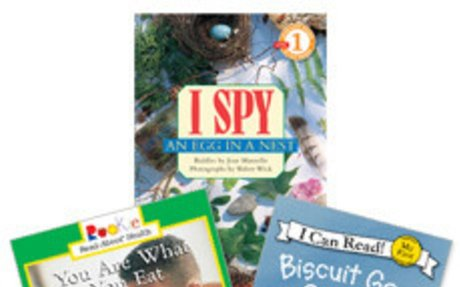 Guided Reading Level Pack 3—H