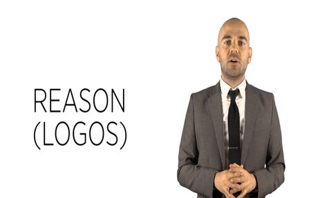 What is Reason? (Logos) | How to Craft an Argument