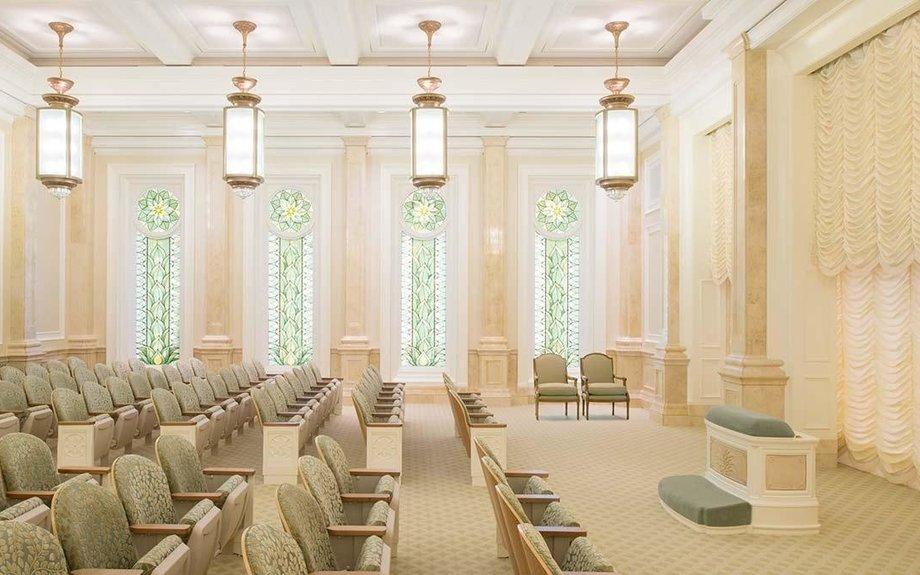 Temple Endowment