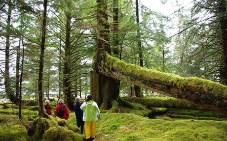 Haida cultural sites