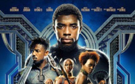 Black Panther (film) - Wikipedia