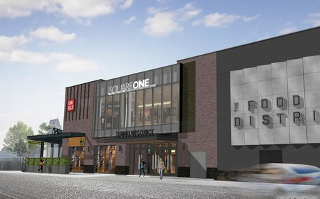 Oxford Properties Announces Square One Expansion, in Former Target Space [Renderings]