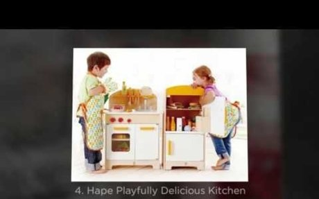 Best Wooden Toy Kitchens for Kids - 2016 Top 5 List