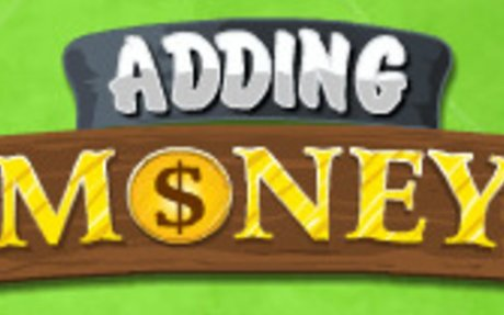 Money Adding - Counting Money Game