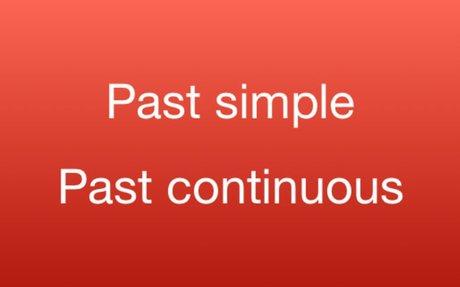 Past continuous exercises - past progressive