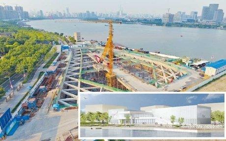L'expertise du Centre Pompidou arrive en Chine