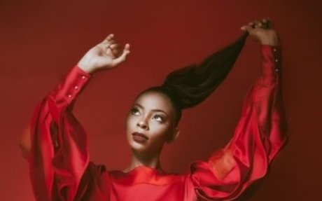 "Red Hot! Aisha Abu-Bakr Luxury Design releases Latest Collection Lookbook titled ""Rouge"""