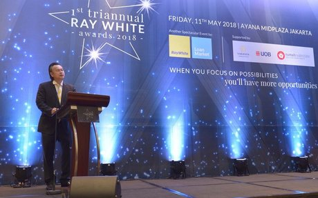 "1st Triannual of Ray White Awards 2018, ""When You Focus on Possibilities, You Will Have Mo"