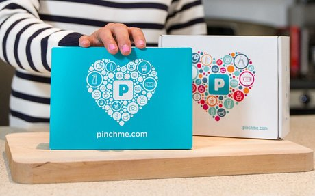 PINCHme: Try products from leading brands for FREE!