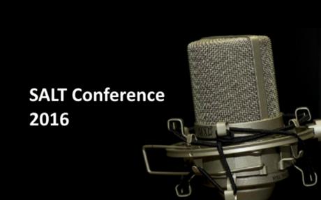 SALT Conference 2016