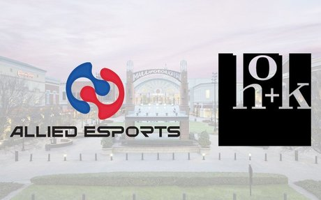 Allied Esports selects HOK to design retail esports venues