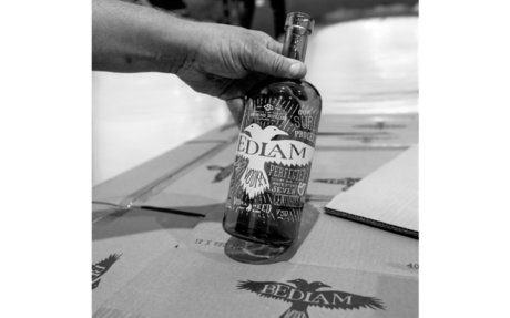 Bedlam Vodka Wins Gold Medal at 2019 Singapore World Spirits Competition