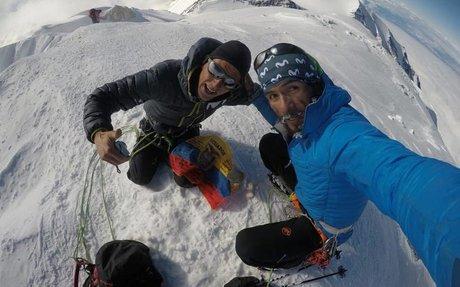Denali, Karl Egloff firma il nuovo record di velocità - Montagna.TV