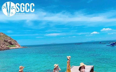 Du lịch Phú Yên - Quy Nhơn: Khám phá Mũi Điện, Gành Đá Đĩa, Kỳ Co, Eo Gió - Mạng bán to...