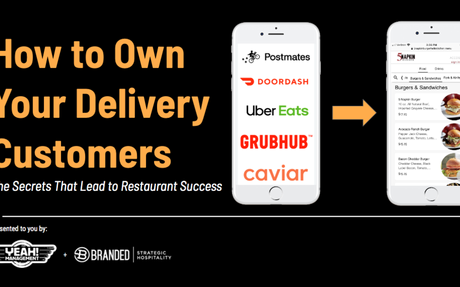 Welcome! You are invited to join a webinar: How to Own Your Delivery Customers -- The S...