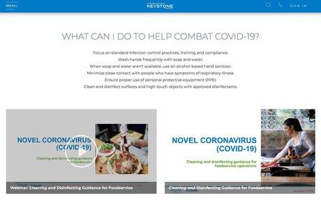 Ecolab Coronavirus Webinars