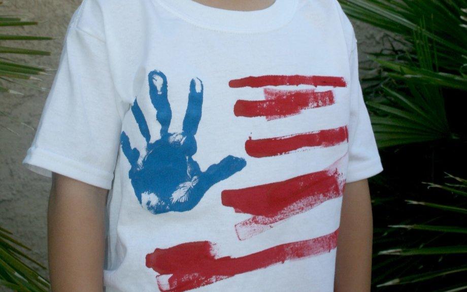 4th of July Kids Tee Shirts