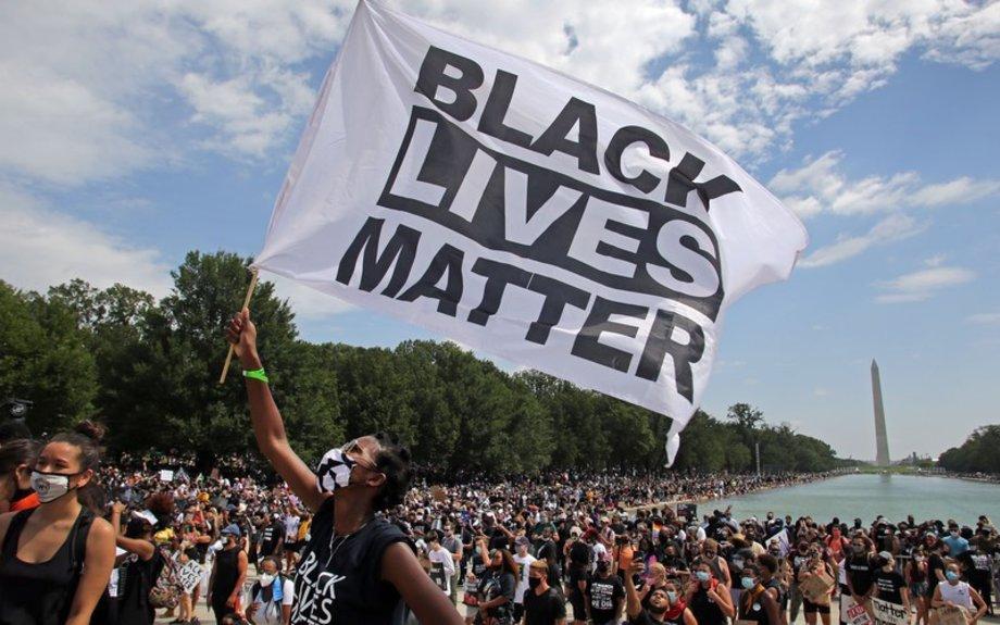 Black Lives Matter Just Entered Its Next Phase