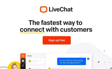 Live Chat Software and Chat Support Software LiveChat premium live chat software for bu...