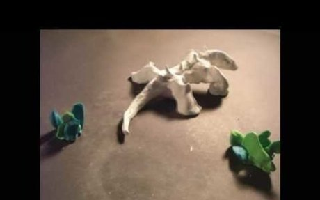 Evolution - An Animated Short Film Claymation (HD)