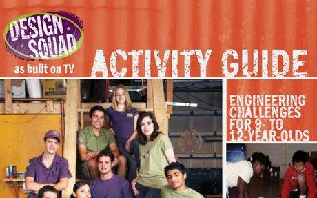 PBS Design Squad Design Thinking Activity Guide