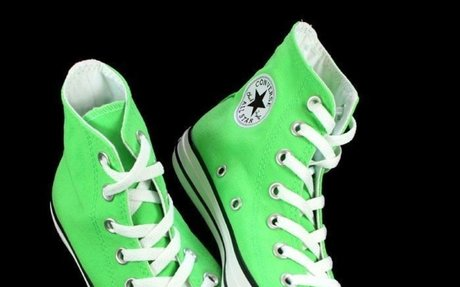 My Favorite Shoe Brand Is Converse