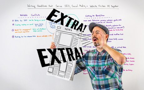 One Headline Doesn't Have to Do It All – Writing for SEO, Social, and Site Visitors