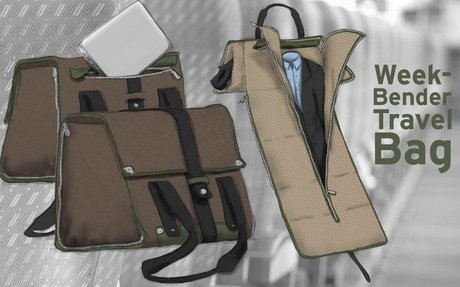 The Business Casual Travel Bag | Betabrand