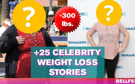 Celebrity Weight Loss Stories Will Inspire You [Before and After]