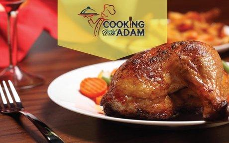 CookingwithAdam.com  on Google+