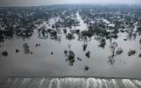 #7: Hurricane Katrina - 2005