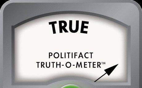 Fact-checking U.S. politics   PolitiFact