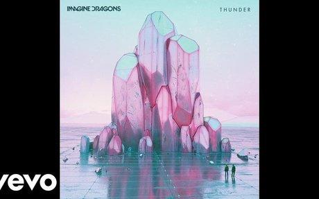 Imagine Dragons - Thunder (Audio)