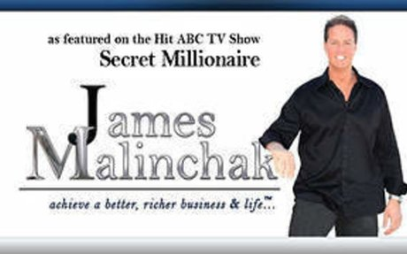 Meet Secret Millionaire James Malinchak