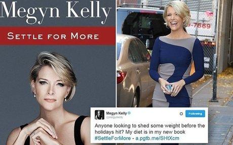 Megyn Kelly reveals the details of her top-secret diet in her memoir