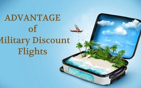 Save Fare By Taking Advantage Of Military Discount Flights