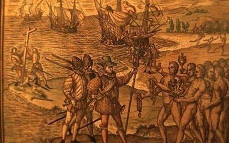 The Columbian Exchange (website)