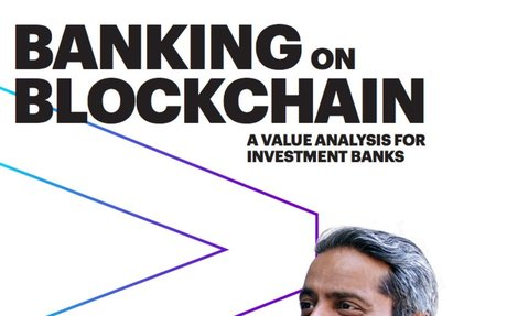 2017-01 Accenture report: Investment Banking on Blockchain