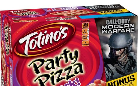 You can soon buy Totino's Pizza Rolls and unlock Call of Duty: Modern Warfare content