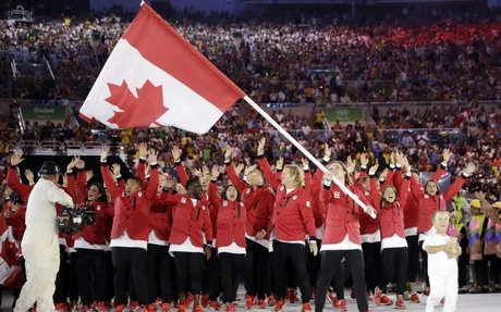 Équipe Canada | Site officiel de l'équipe olympique de 2018