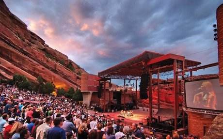 Red Rocks Ampitheatre | Visit Denver