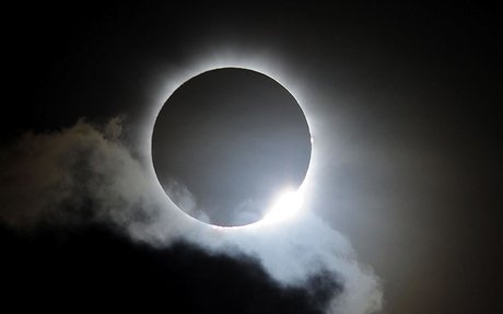Things that you can see/hear during the solar eclipse