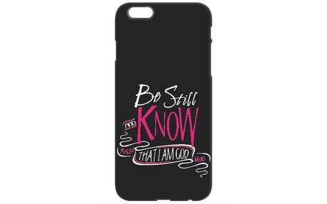 iPhone6 Phone case - Psalm 46:10 (Click the image above)