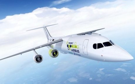 Airbus, Rolls-Royce, Siemens Team Up For Hybrid-Electric Aircraft - Geek.com
