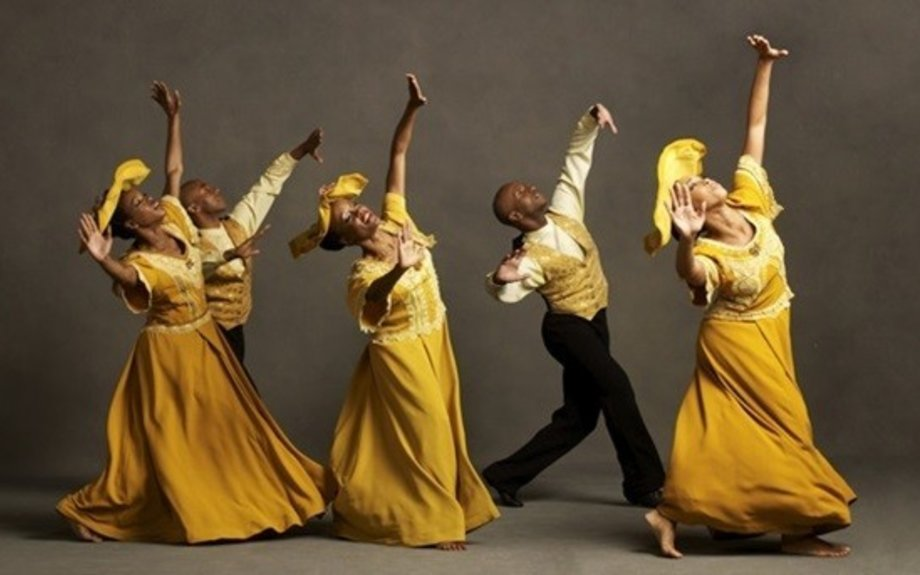 ARTSEDGE: Master+Work: Alvin Ailey and Revelations