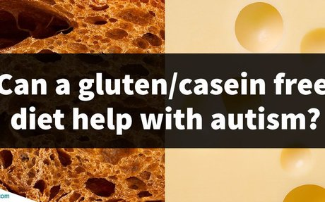 Can autism be helped by gluten-free, casein-free diets?
