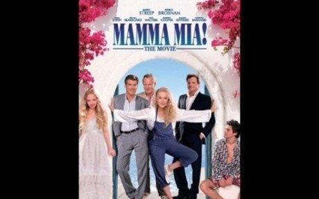 The winner takes it all - Mamma Mia the movie (lyrics)
